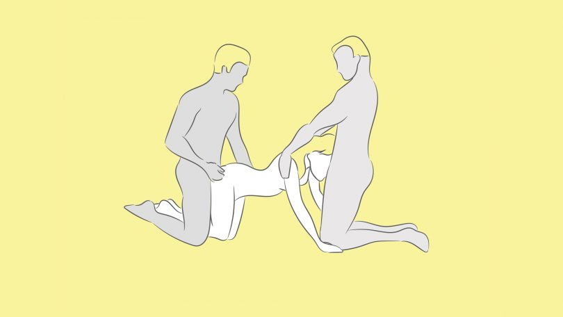 eiffel tower sex position