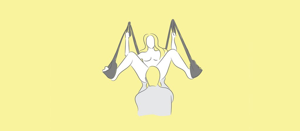 oral sex swing position
