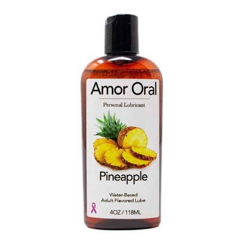 Amor Oral Pineapple Flavored Personal Lubricant​