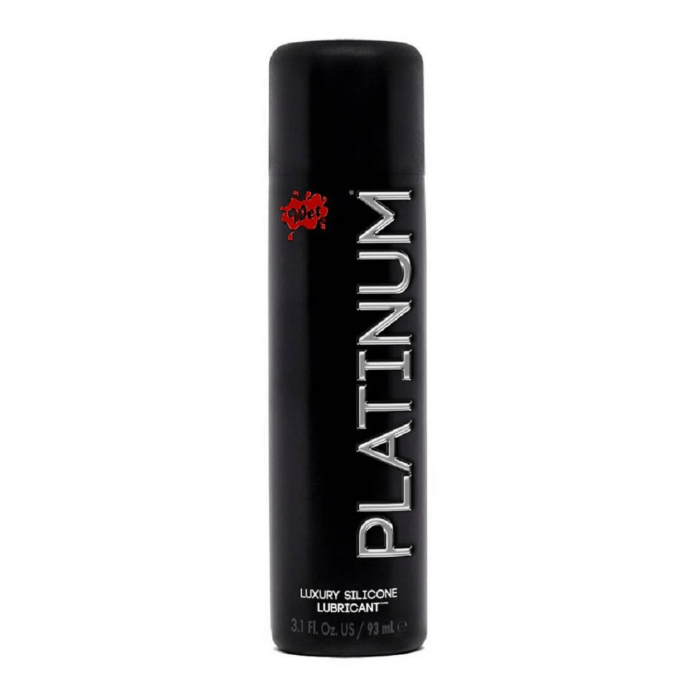 Best Anal Lube Wet Platinum Silicone Lubricant