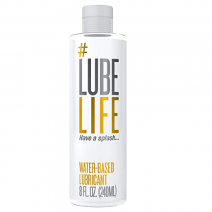 Best Lube for Fleshlight Lube Life Water-based Lubricant