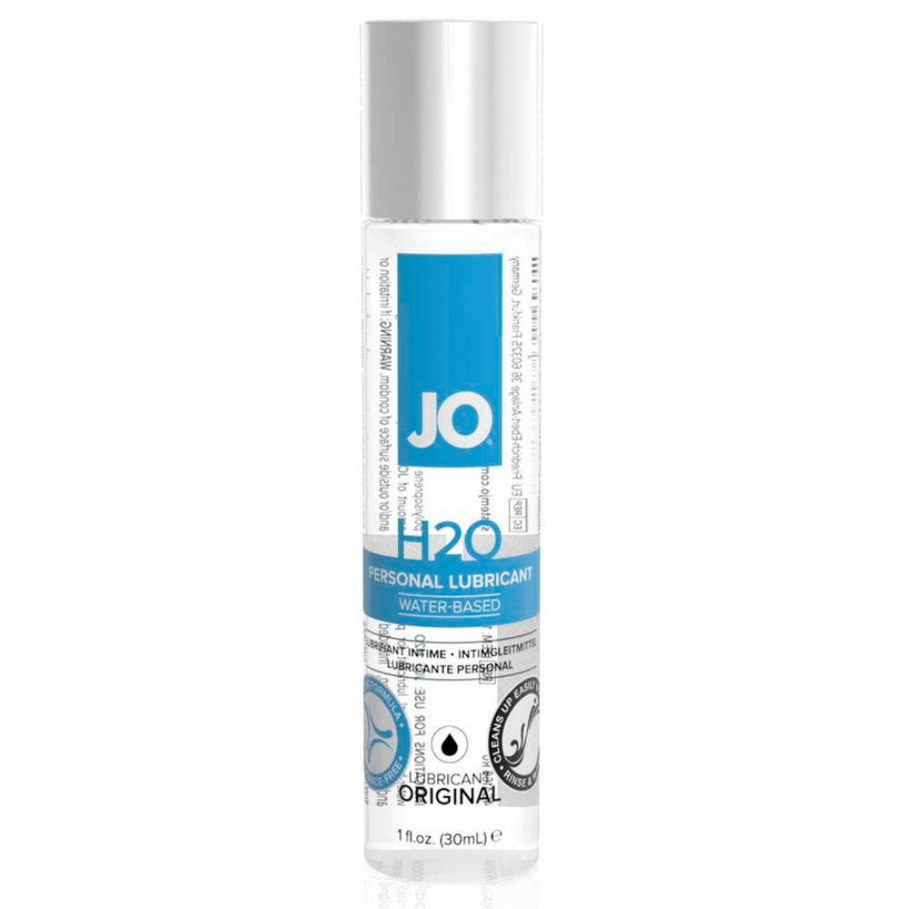 Best Lube for Fleshlight System Jo Water-based Lubricant