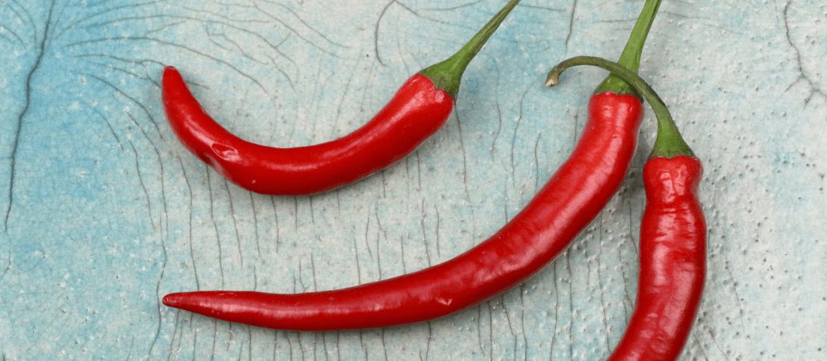 Libido Chili Peppers Food