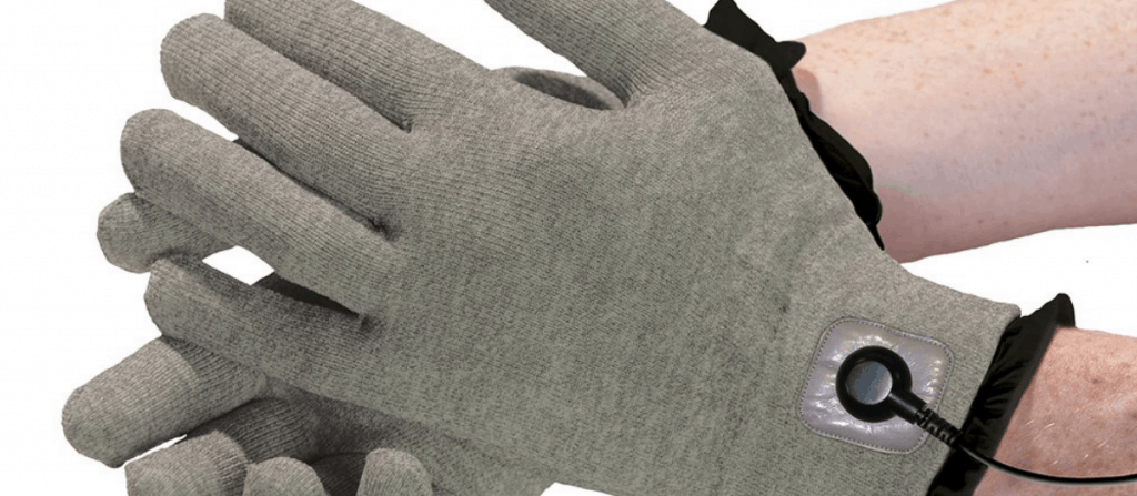 Electric Stimulation Gloves