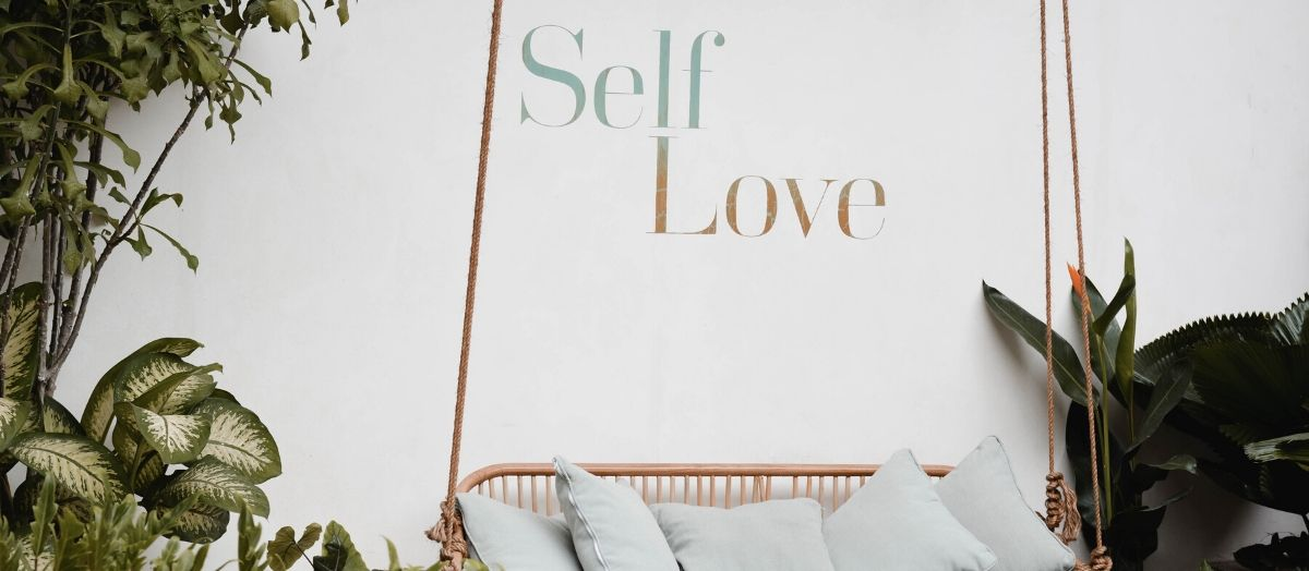 Fall in Love with Yourself Self Love