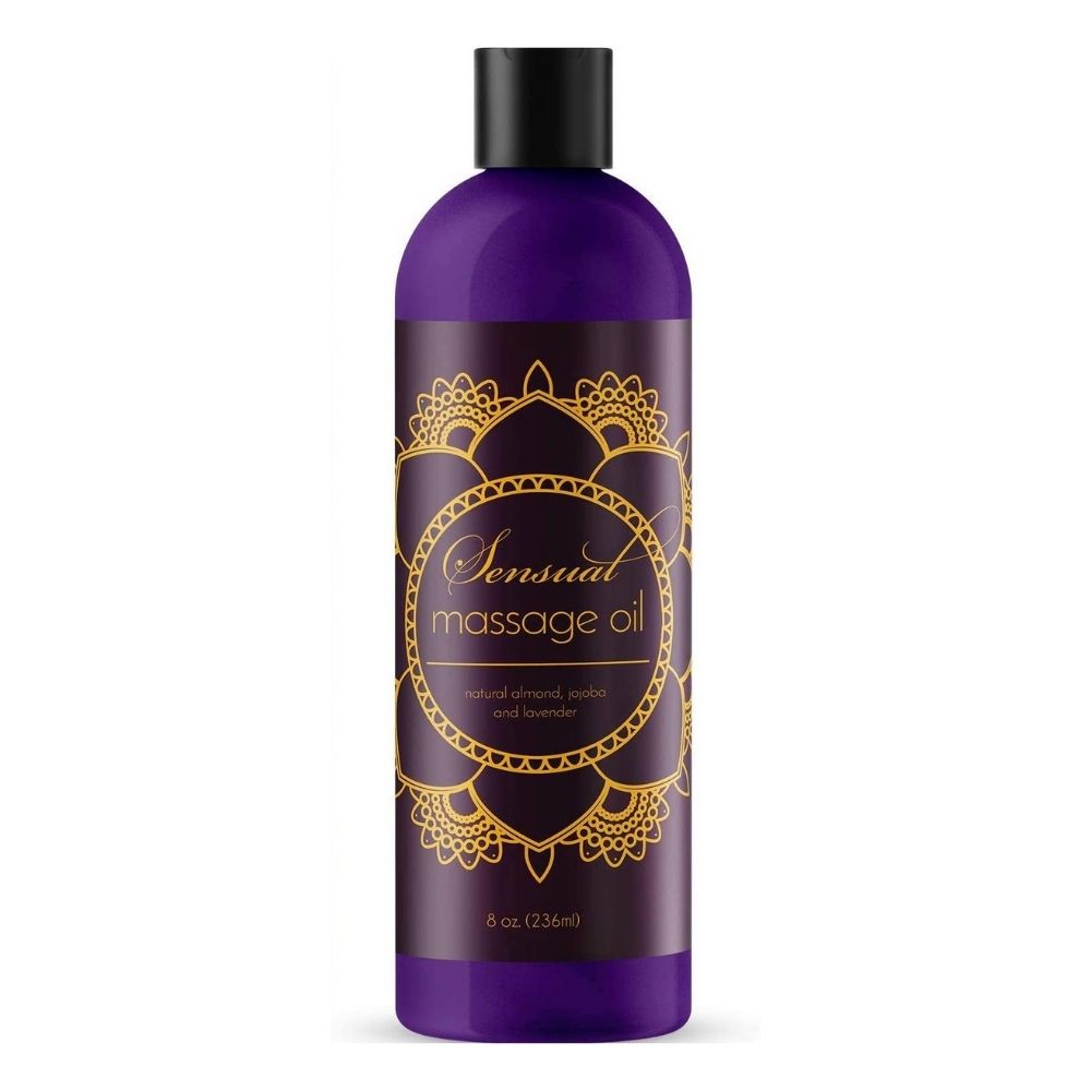 Massage Oil for Couples Sensual Massage Oil by Maple Holistics​​