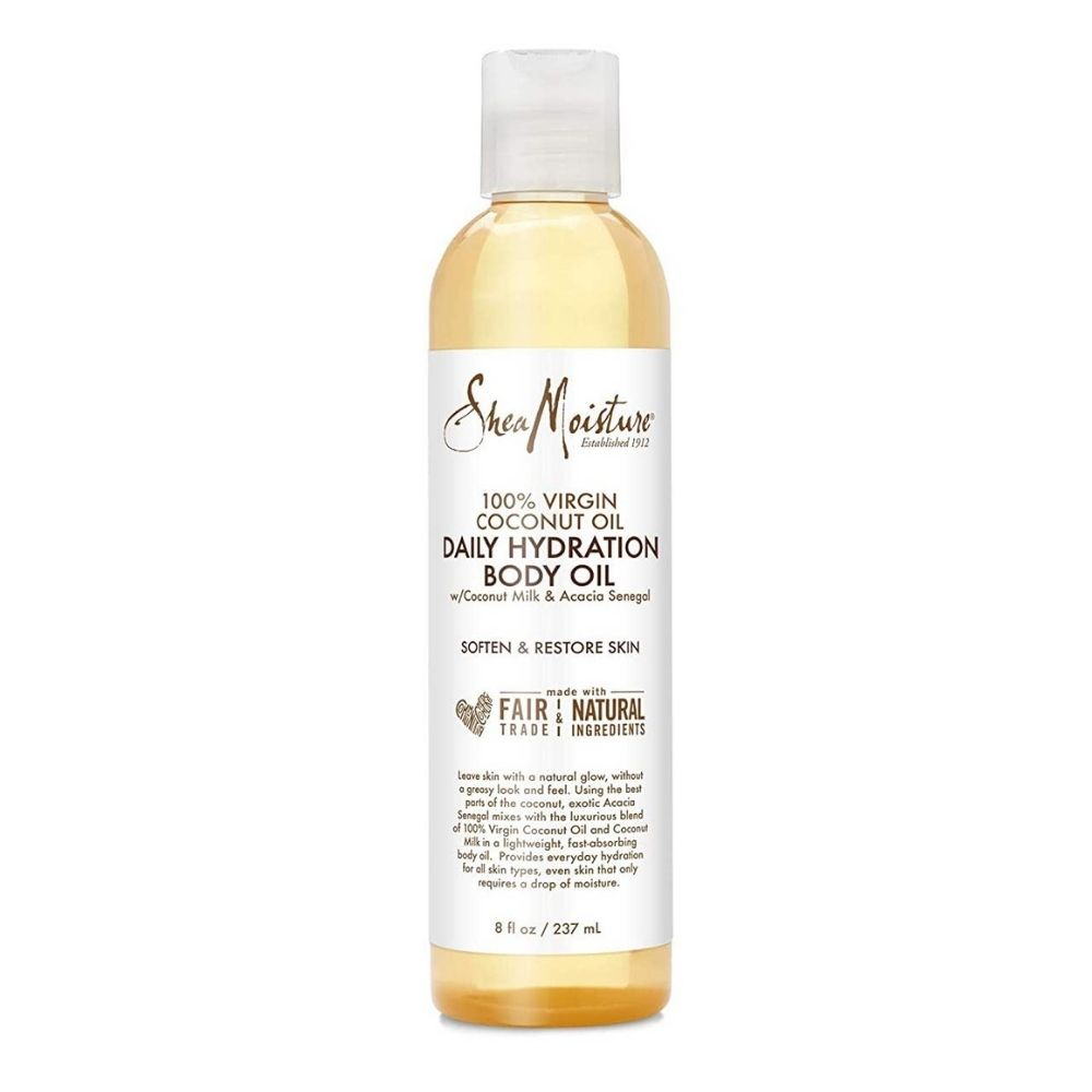 Massage Oil for Couples 100% Virgin Coconut Oil by Shea Moisture​