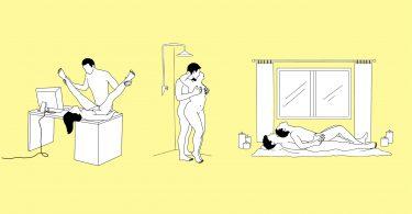 Sex Around The House