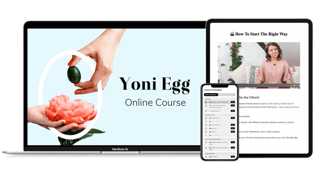 Yoni Egg Course