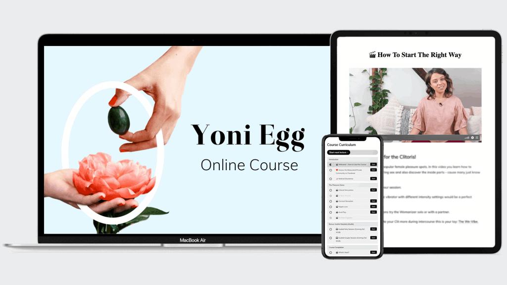 Yoni Egg Course