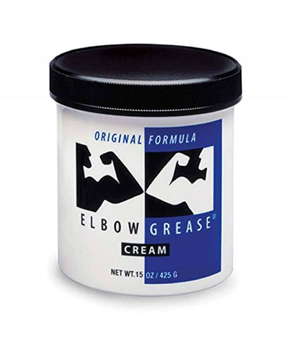 best lube for masturbation elbow grease