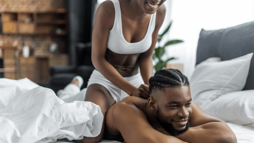 erotic massage technique