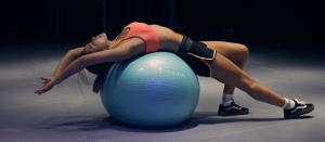 kegel balls exercises woman doing pilates
