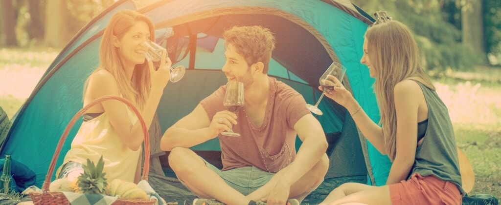 poly relationships camping