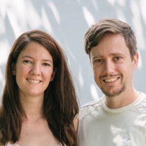 Phil Steinweber und Mariah Freya