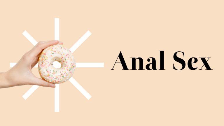 Anal Sex Keyvisual