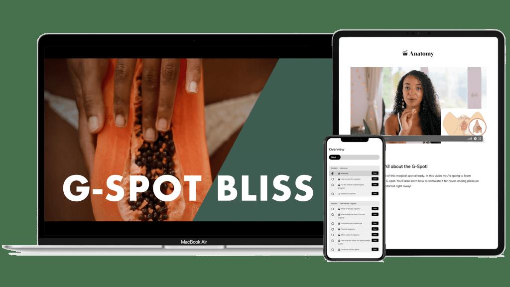 G Spot Bliss Online Course
