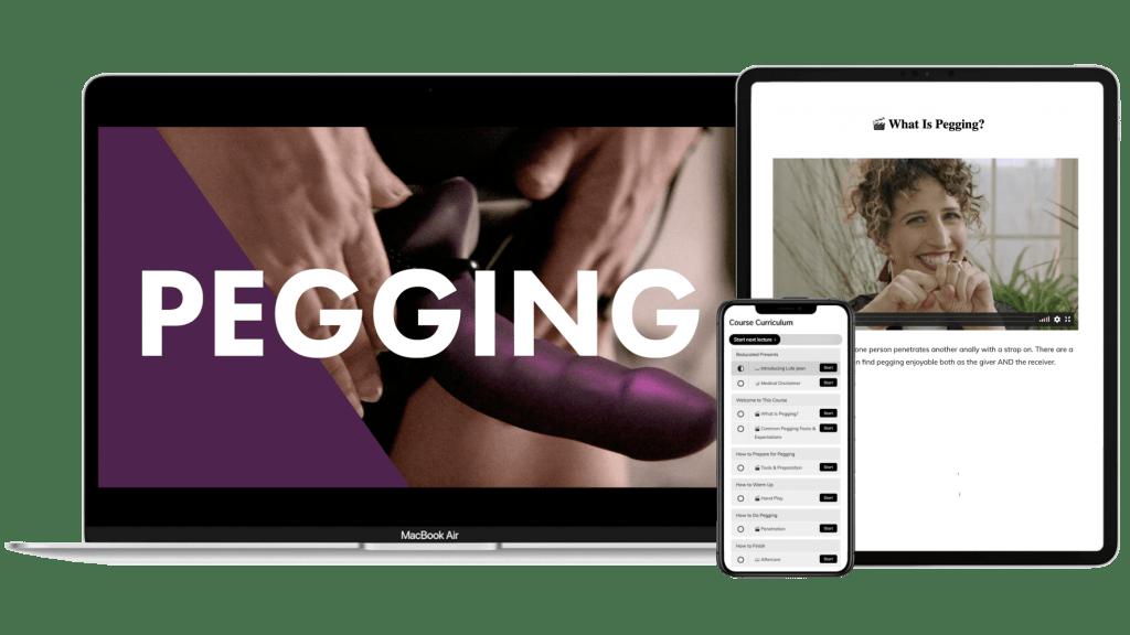 Pegging Course