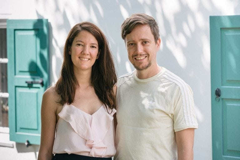 Beducated Founders Mariah Freya & Philipp Steinweber
