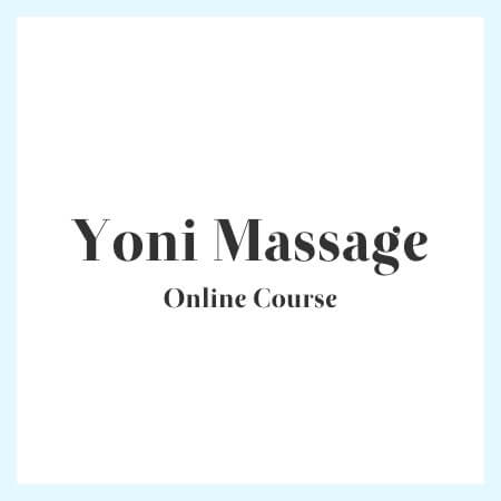 Yoni Massage Online Course