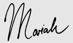 mariah-signature