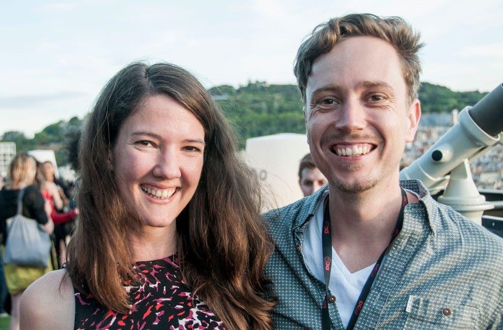 Omooni Founders Mariah Freya & Philipp Steinweber