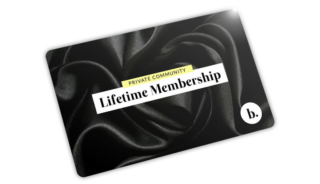 lifetime membership massage courses