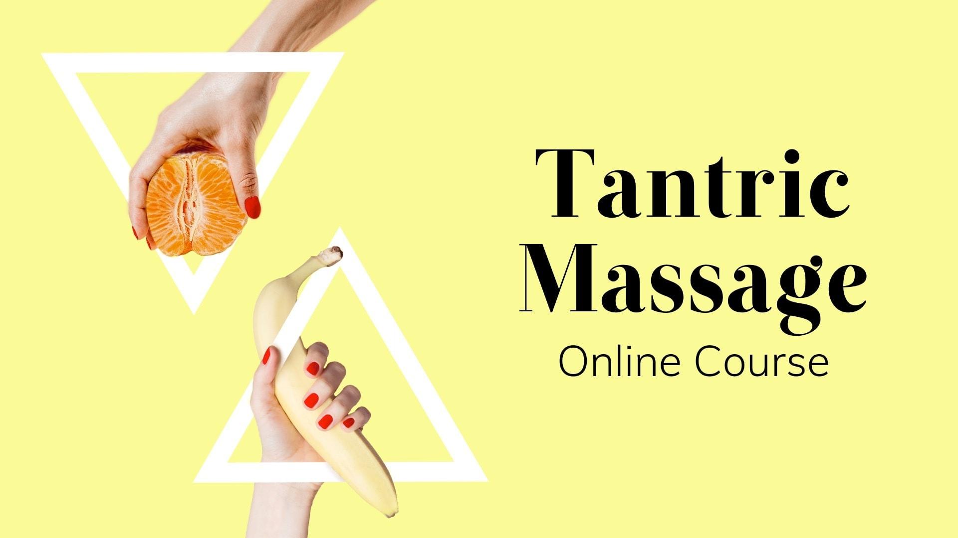 tantra massage course