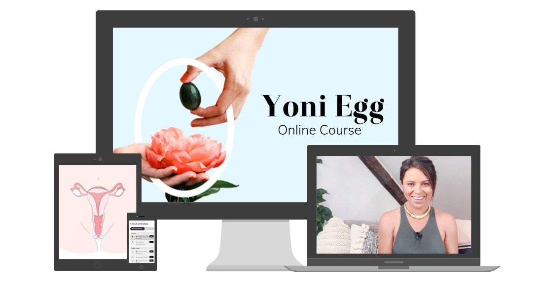 Yoni Egg Online Course