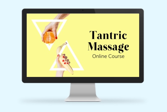 Tantric Massage Online Course